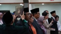 Pelantikan Pejabat Eselon 2 (Photo by Sehat Negeriku - Kementerian Kesehatan)