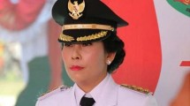 Wali Kota Singkawang Tjhai Chui Mie (Foto Dok radar Bogor)