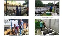Beberapa industri di Semarang sedang uji limbah dan ambang baku mutu sungai Bengawan Solo