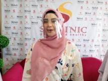 Selebritis Sheza Idris Selama Pandemi Covid 19, Stop Perawatan Kecantikan