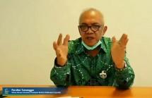 Ketua Umum Asosiasi Produsen Biofuel Indonesia (APROBI), Parulian Tumanggor