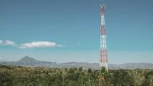 Menara milik Telkomsel