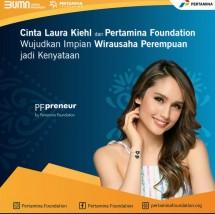 Program PFpreneur Pertamina Foundation Women Leaders and Enterpreneurs