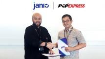 PCP Express-Janio Permudah Mitra Sektor UMKM
