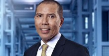 Direktur Utama IFG Robertus BiIlitea/ foto emitennews.com