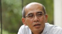 Pakar Ekonomi Universitas Indonesia Faisal Basri, yang juga mantan Ketua Tim Reformasi Tata Kelola Migas. (KOMPAS /Roderick Adrian) )
