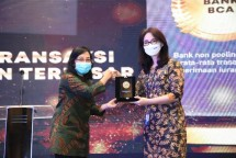 BCA Raih Payment Channel Award 2020
