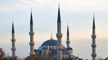 Masjid Biru, di Istanbul, Turki (Foto:Helen Betts/PBase)