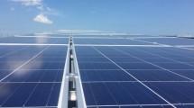 Ilustrasi energi tenaga surya