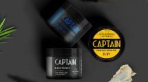 Produk pomade Captain Men's Care