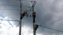Pembangunan Jaringan Listrik PLN