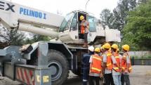 Grup ABM Hadirkan Program Pelatihan Operator Alat Angkut Crane