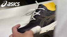 Produsen sepatu asal Jepang, ASICS