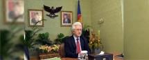 Indonesia Dorong Diplomasi Nuklir untuk Ketahanan Pangan