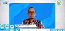 Andrew F. Saputro - Corporate Affairs Director Frisian Flag Indonesia