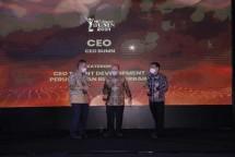 CEO Pupuk Indonesiaa Bakir Pasaman
