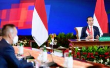 Presiden Jokowi di Hannover Messe 2021