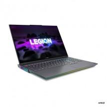 Penampakan laptop Legion 7 yang merupakan produk terbaru yang diluncurkan PT Lenovo Indonesia. Perangkat ini dibekali dengan processor AMD Ryzen™ 5000 Series Mobile Processor dan NVIDIA GeForce RTX 3000 Series. (Foto: Humas PT Lenovo Indonesia)