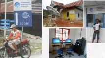 Pekerjaan pembangunan, managed service dan upgrading Desa Pinter