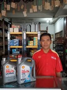 Shell Mekanik Indonesia