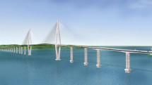 Rencana pembangunan Jembatan Batam-Bintan