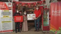 Coca-Cola Europacific Partners Luncurkan Aplikasi Klik Toko