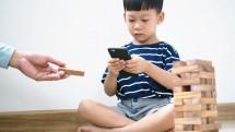 Anak Kecanduan Gadget (Ist)