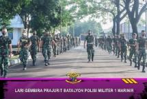 Prajurit Batalyon Polisi Militer 1 Marinir