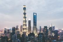Hotel J Shanghai Tower di Cina (ist)