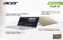Acer terus berinovasi
