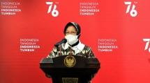 Menteri Sosial Tri Rismaharini