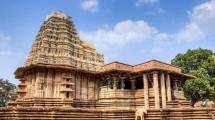 Kuil Ramappa, di Telangana, India (Foto: templetiming.com)