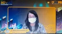 Direktur Jenderal Cipta Karya Kementerian PUPR Diana Kusumastuti