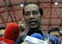 Presiden Jokowi ( Setkab )