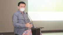 Komisaris Utama PT Pertamina (Persero) Basuki Tjahaja Purnama