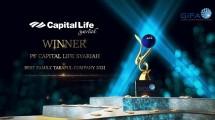 Penghargaan Best Family Takaful Company 2021 untuk PT Capital Life Syariah