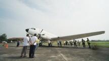Pesawat survei DC3 Turbo Prop