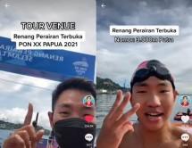 Atlet PON XX Papua