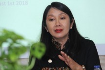 Senior Director & Country General Manager Herbalife Nutrition Indonesia, Andam Dewi