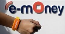 Ilustrasi e-money. (Foto: Istimewa)
