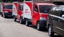 J&T Express Gelar Konvoi Lebih dari 50 Km