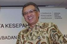 Ketua Dewan Komisioner LPS Halim Alamsyah (FotoIst)