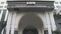 Gedung Otoritas Jasa Keuangan (OJK) Jakarta