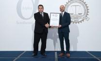 Semen Indonesia Terima Penghargaan di Singapura