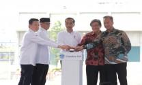 Presiden Resmikan Pabrik Baru Polyethylene CAP