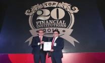 Bank DKI Raih Penghargaan Kinerja Terbaik