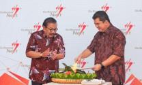 Peringati Ulang Tahun Ke-7, Semen Indonesia Gelar Tasyakuran dan Beri Penghargaan Karyawan