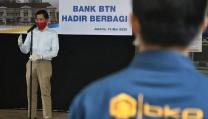 Bank BTN Berikan Paket Sembako dan Alat Kesehatan