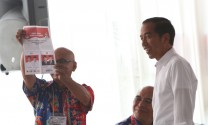 Capres Jokowi Gunakan Hak Pilihnya